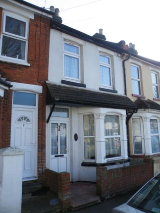Thumbnail Terraced house to rent in Leonard Road, Chatham