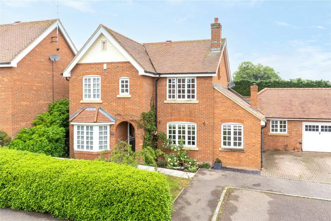 Thumbnail Link-detached house for sale in Windmill Way, Much Hadham, Hertfordshire