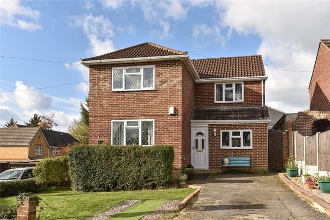 Thumbnail Detached house for sale in Crowthorne Road, Sandhurst, Berkshire