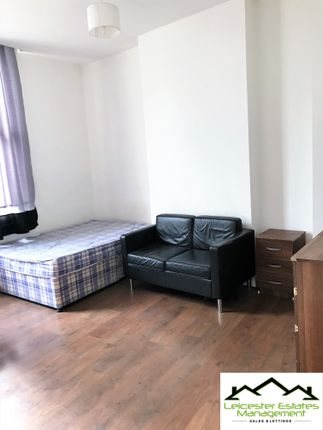 Thumbnail Flat to rent in Churchgate, Leicester, Leicestershire
