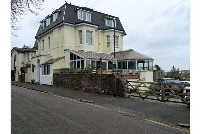 Thumbnail Property for sale in St. Lukes Road North, Torquay