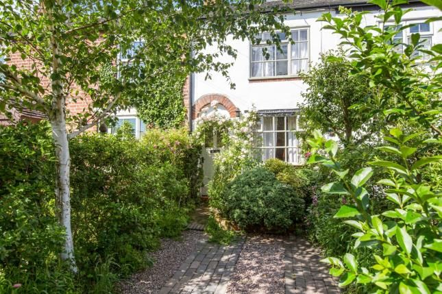 Thumbnail Terraced house for sale in Hassall, Sandbach, Cheshire
