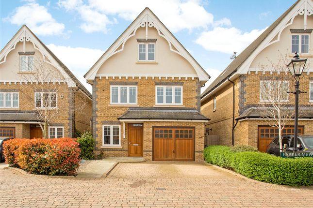 Thumbnail Detached house for sale in Parker Gardens, Old Windsor, Berkshire