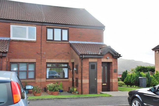 Thumbnail Flat to rent in Bournemouth Road, Gourock