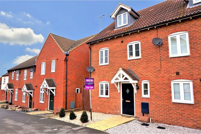 Thumbnail End terrace house for sale in Premier Way, Sittingbourne