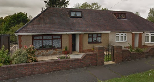Thumbnail Semi-detached bungalow to rent in Cwmgelli Road, Morriston