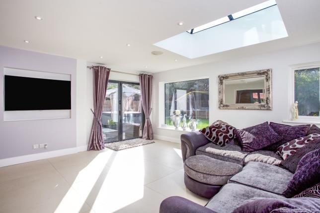 Living Room of West Byfleet, Surrey KT14