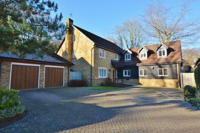 Thumbnail Detached house for sale in Redwood Place, Beaconsfield