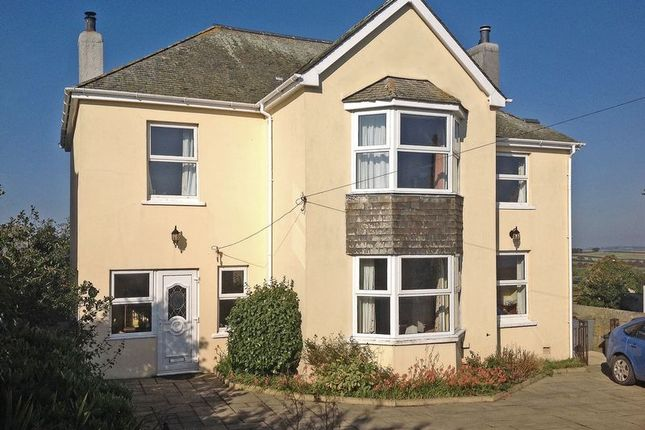 Thumbnail Detached house for sale in Gerrans, Portscatho, Truro