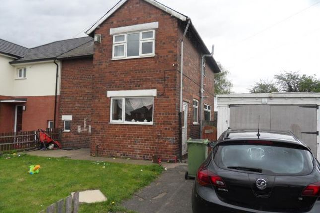 Thumbnail Semi-detached house to rent in Broomhill Crescent, Knottingley