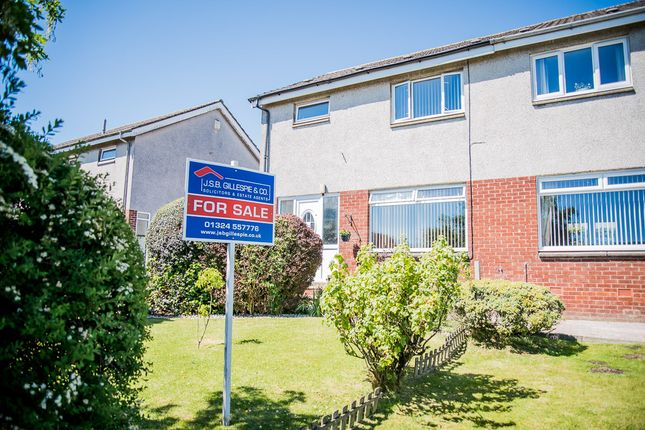 Thumbnail Semi-detached house for sale in Earn Place, Head Of Muir
