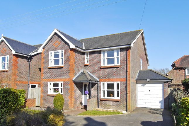 Thumbnail Detached house to rent in Station Road, Plumpton Green, Lewes