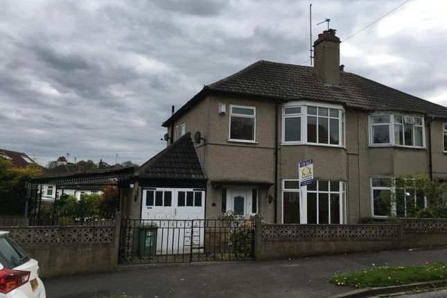 Thumbnail Semi-detached house to rent in Allerton Grange Rise, Moortown