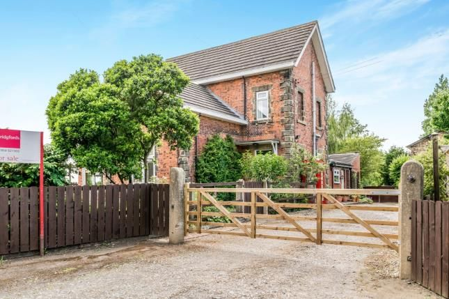 Thumbnail 4 bed detached house for sale in Marston Lane, Moor Monkton, York, North Yorkshire