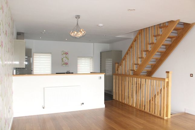 Thumbnail Town house for sale in Emily Court, Swansea