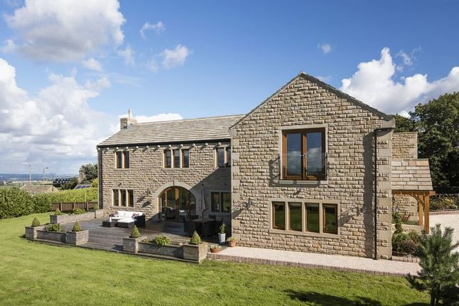 Thumbnail Property for sale in Park View Barn, Gosport Lane, Halifax