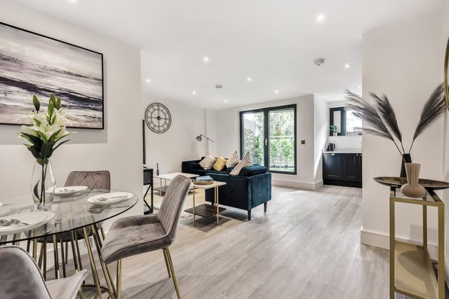 Thumbnail Flat for sale in The Penthouse Collection, Palmers Green, London