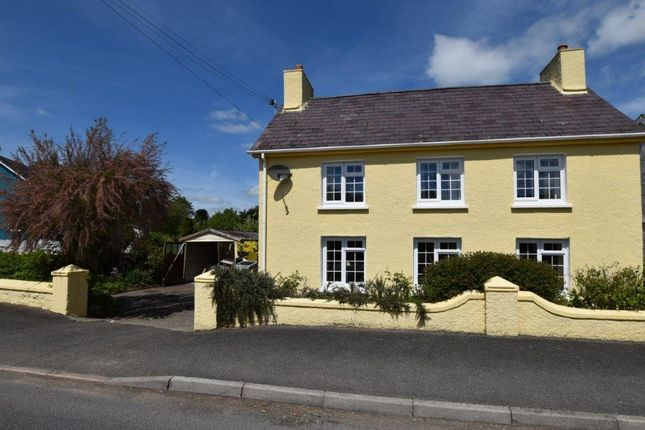 Thumbnail Detached house for sale in Pentrecagal, Newcastle Emlyn, Carmarthenshire, 9Ht