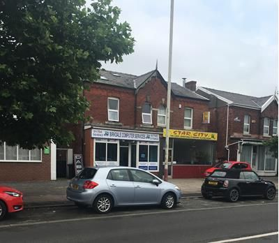 Thumbnail Retail premises for sale in 78 Eastbourne Road, Southport, Merseyside