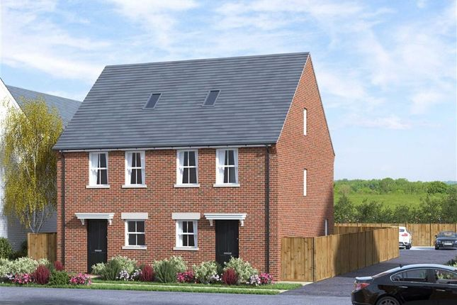 Thumbnail Town house for sale in Brook Street, Heage, Belper