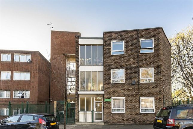 Thumbnail Flat for sale in Purchese Street, London