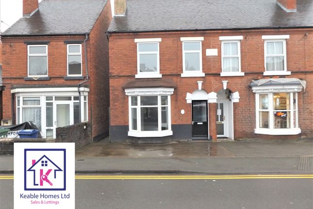 3 bed terraced house to rent in Cannock Road, Cannock WS11