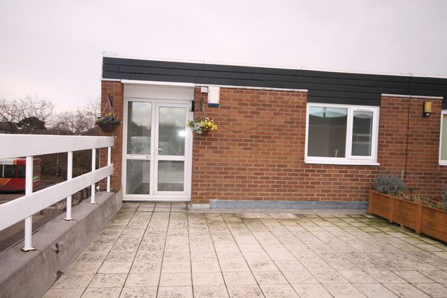 Thumbnail Flat for sale in Springfield Centre, Kempston