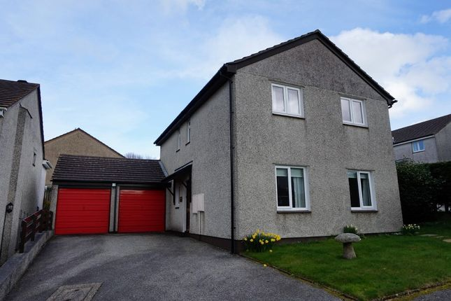 Thumbnail Detached house to rent in Penquite Drive, Bodmin