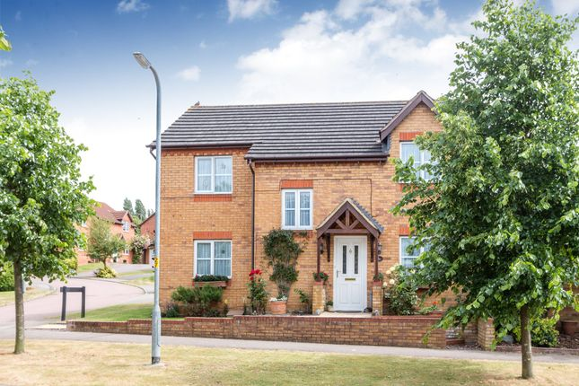 Thumbnail Detached house for sale in Windermere Drive, Higham Ferrers, Rushden