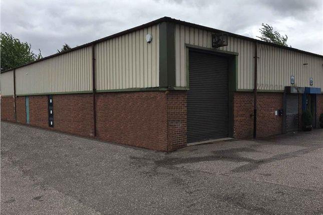 Light industrial to let in Unit 53c, Lidgate Crescent, Pontefract, West Yorkshire