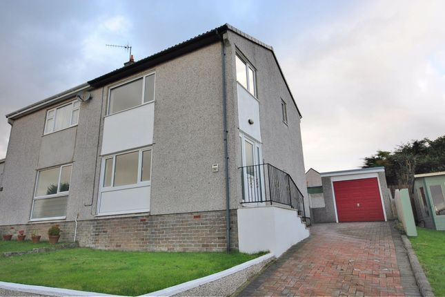 3 bed semi-detached house for sale in Hillary Close, Onchan, Isle Of Man