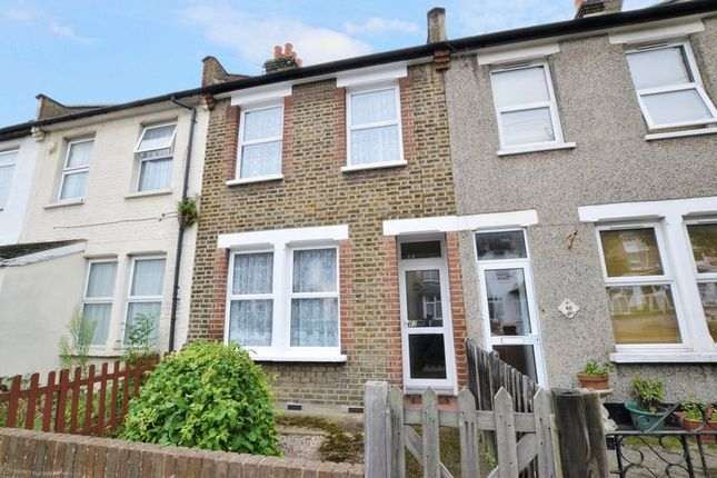 2 bed terraced house for sale in Edward Road, Addiscombe, Croydon