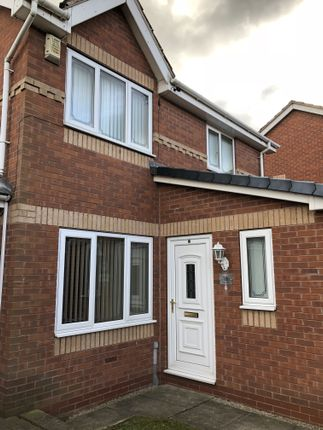 Thumbnail Detached house to rent in The Leys, Pontefract