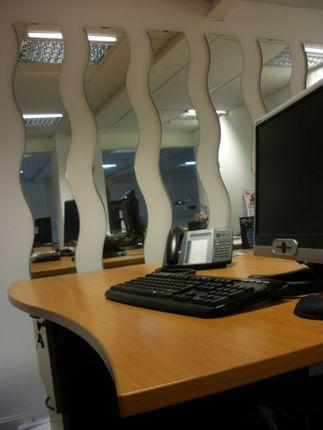 Offices of York Hub, Peter Lane, York City Centre. YO1