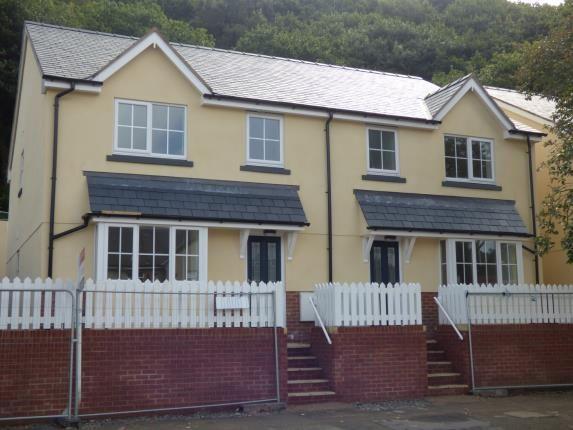 Thumbnail Semi-detached house for sale in Llys Bryn Llwyd, Caernarfon Road, Bangor, Gwynedd