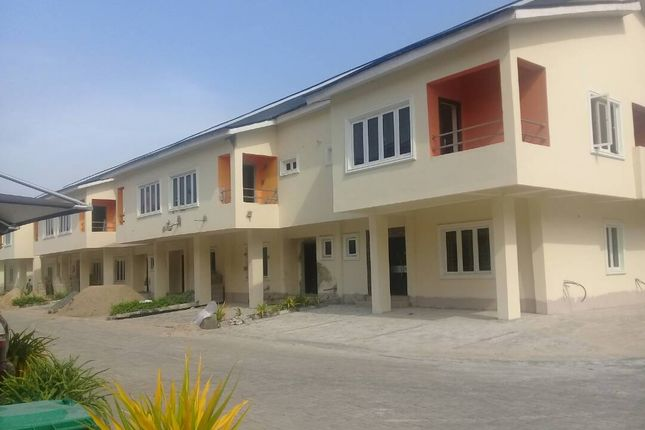 Thumbnail Terraced house for sale in Premium 3 Bedroom Terrace, Km 35, Lekki-Epe Express Way, Nigeria