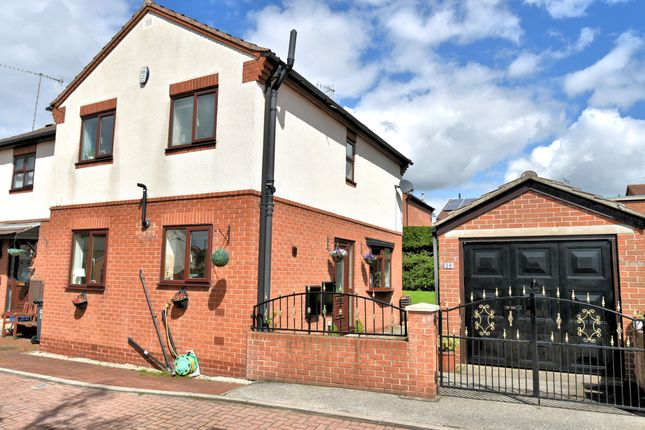 3 bed semi-detached house for sale in Pine Walk, Swinton, Mexborough