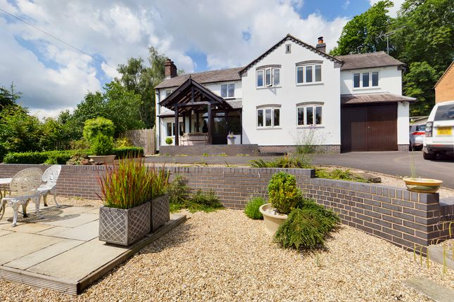 Thumbnail Detached house for sale in Blakeshall, Wolverley, Kidderminster