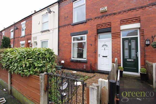 2 bed terraced house to rent in Helen Street, Eccles, Manchester M30