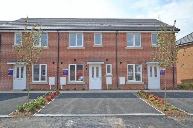 Thumbnail Terraced house to rent in Stylish New Build, Dehavilland Road, Newport