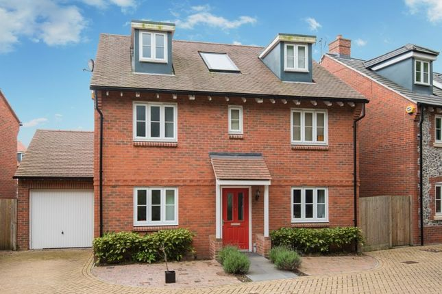 Thumbnail Detached house for sale in Kingshill Drive, High Wycombe