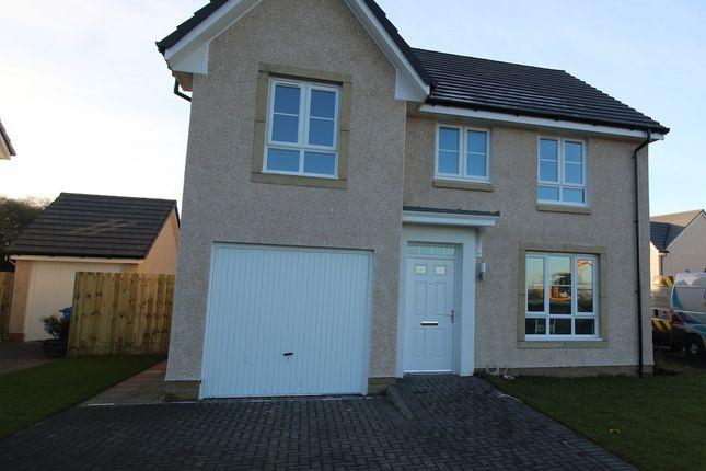 Thumbnail Detached house for sale in Plot 14 Antonine Way, Bonnybridge