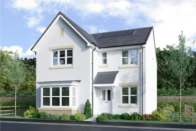 "Thumbnail Detached house for sale in ""Strachan"" at Dochart Grove, Glasgow"