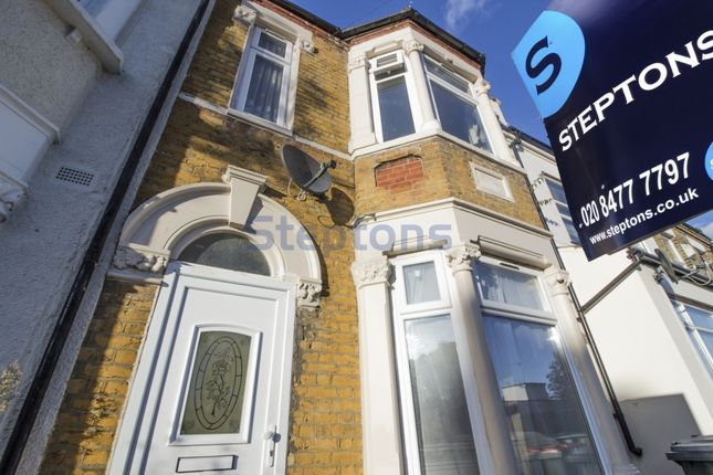 Thumbnail Terraced house for sale in St Stephen's Road, East Ham