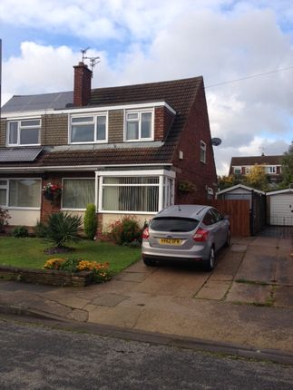 Thumbnail Semi-detached house to rent in Sisley Avenue, Stapleford