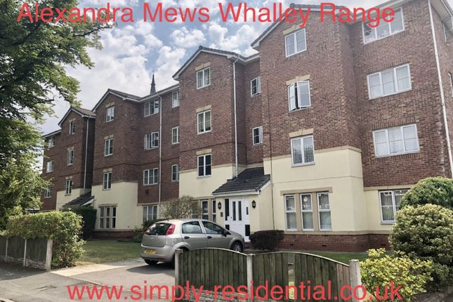 Thumbnail Flat for sale in Alexandra Mews, 21 Manley Rd, Whalley Range, Manchester.