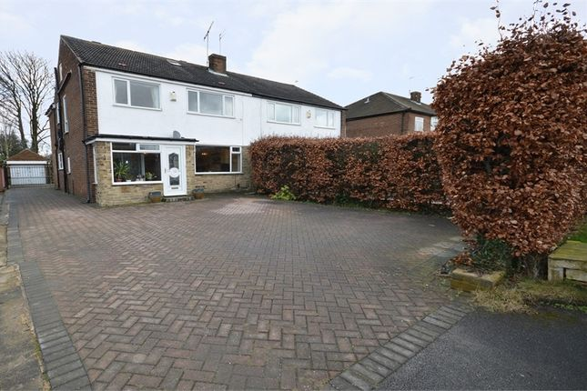 5 bed semi-detached house for sale in Primley Park View, Alwoodley, Leeds, West Yorkshire