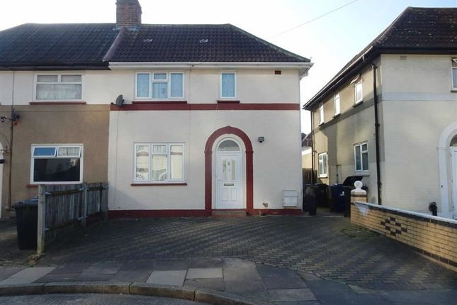 Thumbnail Semi-detached house for sale in Longridge Lane, Southall, Middlesex