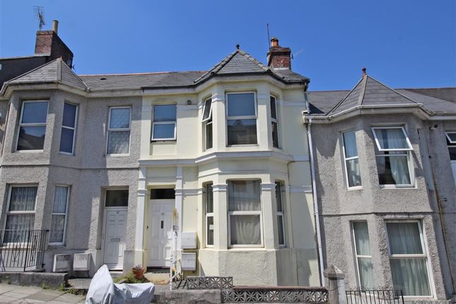 Thumbnail Flat for sale in Prince Maurice Road, Lipson, Plymouth