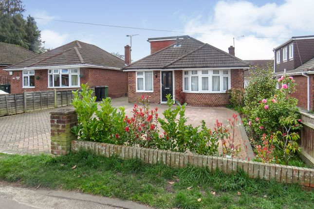 Thumbnail Detached bungalow for sale in Chapel Road, West End, Southampton